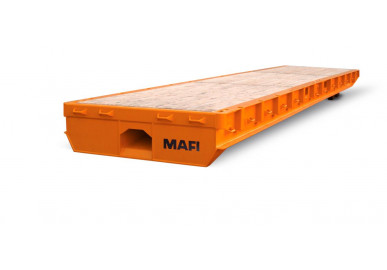 Roll trailer - Mafi